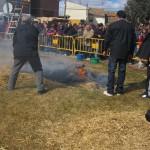 Feria de la Matanza de Baños de Cerrato Marzo 2012