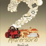 Fiesta Segundo Aniversario Cerveza Bresañ