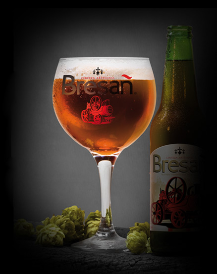 Cerveza  Bresañ Palencia